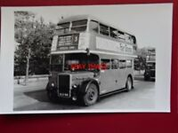 PHOTO  LONDON TRANSPORT BUS NO RTL 1507 ON ROUTE NO 3