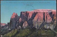 AX2373 Austria - Tirol - Dolomiten - Ritten - Cartolina postale - Postcard