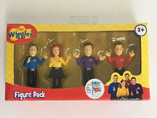 The Wiggles Figure Pack Wicked Cool Toys 2013 Simon Anthony Lachy Emma Vintage