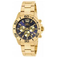 Invicta Men's Pro Diver 17402 Gold Stainless-Steel Quartz Fashion Watch