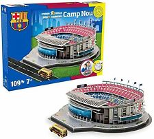 Nanostand Football Club Barcelona Camp Nou Puzzle - Multicolore, Taille Unique