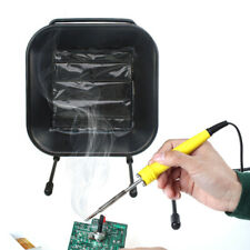 Solder Smoke Absorber Adjustable Bench Top Smoke Absorber Remover Fume Extractor