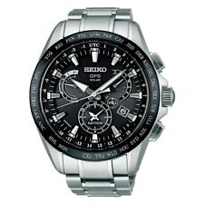 SEIKO ASTRON Watch GPS Solar Dual Time SBXB045 Men's Made in Japan from japan