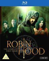 Robin Hood  Complete Series 1 [Bluray] [2006] [Region Free] [DVD]