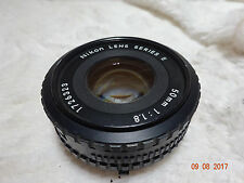 Nikon 50mm f1.8 E series very nice condition, full working order