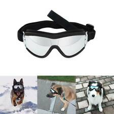 Dog Sunglasses Anti-UV Windproof Goggles Pet Eye Wear Protection Adjustable