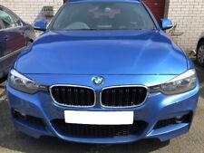BMW F30 F31 Série 3 Rein Grille Noir et Chrome M3 Style