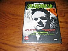 Eraserhead: David Lynch; DVD, 1977 Region 2 ) Brand New; Sealed, OOP + Fast Ship