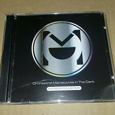 "OMD - THE REMIXES CD. Limited Edition.  12"" VERSIONS NOT AVAILABLE ON CD BEFORE"
