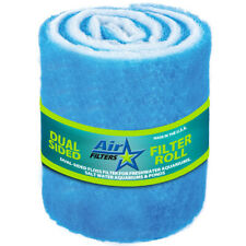 """10 FEET BLUE BONDED FILTER MEDIA ROLL - 10' Roll X 12"""" POND, WET/DRY SUMP PADS"""