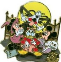 Disney Pin 65970 WDW Artist Choice NBC Nightmare Before Christmas Goofy Jack LE