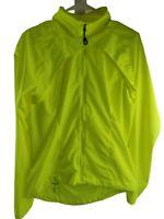 Bontrager Vella Women's Convertible Cycling Wind Jacket Model 14788 Medium M