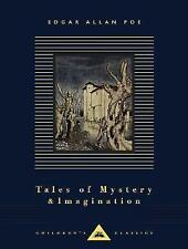 Tales of Mystery and Imagination by Edgar Allan Poe (Hardback, 2017)
