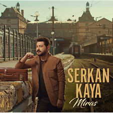 SERKAN KAYA - MIRAS - CD ALBEN 2017