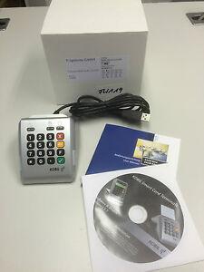 Kobil KAAN Advanced USB Smart Card Chipkarten Terminal