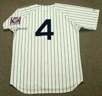 LOU GEHRIG New York Yankees 1939 Majestic Cooperstown Home Baseball Jersey