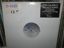 Tom Caufield - Long Distance Calling  12 Inch Single Same song / time both sides