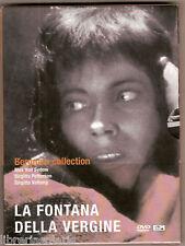I.Bergman LA FONTANA DELLA VERGINE nuovo sigillato DVD