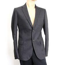 $2370 New Authentic GUCCI Mens Wool Coat Jacket Blazer EU 46/US 36 265397