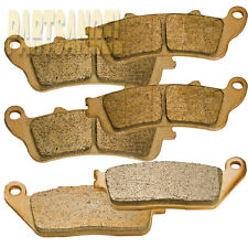 Front Rear Sintered Brake Pads 2008-2011 2009 2010 Victory Vision 8 Ball Vision
