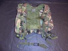Issue DPM Camouflage  PLCE Webbing Side Pouches & British Military Army Yoke Set