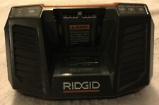 New Ridgid 18 Volt 18V R840095 Dual Chemistry Lithium Ion Battery Charger