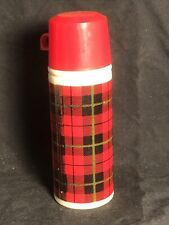 Vintage Avon 3 Oz Thermos Wild Country After Shave Empty