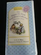 The Winnie-the-Pooh Read-Aloud Collection Vol.#1 Audio cassette Tapes & Books