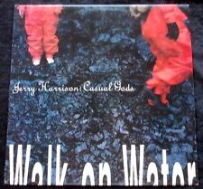 JERRY HARRISON CASUAL GODS Walk On Water LP