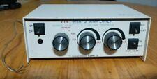 Tte 411Afs Speech Voice Response Audio Headphone Amplifier Low Pass Hum Filter