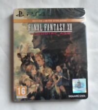 Final Fantasy XII: The Zodiac Age Limited Steelbook Edition PS4 PlayStation 4