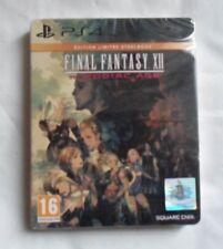 Egp211612 Square Enix Ps4 Final Fantasy XII le Zodiac Age Edition Limitée