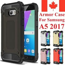 For Samsung Galaxy A5 2017 Case - Shockproof Heavy Duty Hybrid Hard Armor Cover