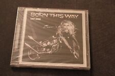 LADY GAGA - BORN THIS WAY - POLISH RELEASE