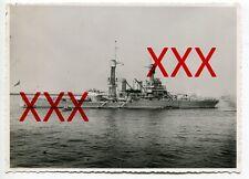 USS CALIFORNIA - orig. Foto, 12,5x17,2 cm, US Navy, San Pedro, 1932