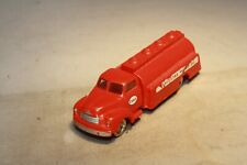 1960s Esso Fuel Tanker Truck HO Scale Lego Made in Denmark