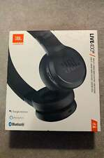 New JBL Live 400 BT Bluetooth Wireless Headphones