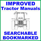New Holland T9000 - T9020, T9030, T9040, T9050 & T9060 Tractor Service Manual CD