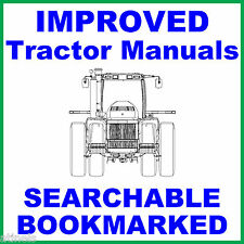 New Holland T9000 -T9010 T9020 T9030 T9040 T9050 T9060 Tractor Service Manual CD