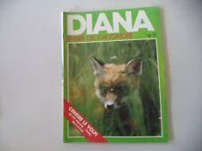DIANA RIVISTA DEL CACCIATORE N° 2 - 24 GENNAIO 1985 - BERTHA MARLIN 444 SPORTER