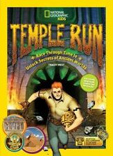 Temple Run: Race Through Time to Unlock Secrets of Ancient Worlds ( West, Tracey