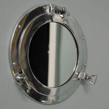 Specchi rotondi in metallo per la decorazione della casa