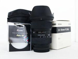 # Sigma AF 24-35mm F2.0 DG HSM Art for Canon S/N 51265647