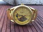 Minoir Germany Cholet automatic watch open heart day and night  - new and unworn
