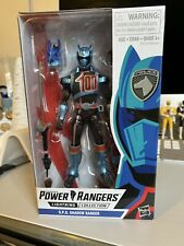 Power Rangers Lightning Collection SPD Shadow Ranger Mint In Box