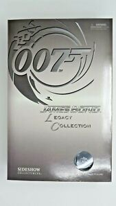 SIDESHOW COLLECTABLES 007 James Bond Legacy Collection Sean Connery - NEW