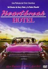 HEARTBREAK HOTEL (1988 Tuesday Weld, David Keith) -  DVD - PAL Region 2 - New