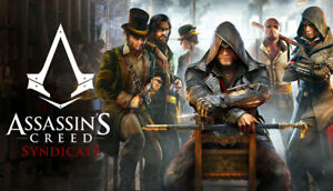 Assassin's Creed Syndicate uPlay Game Key (PC) - Region Free
