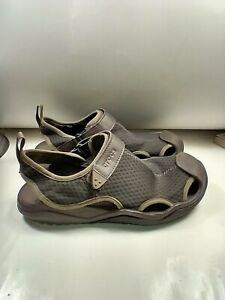 Crocs Iconic Comfort Swiftwater Sandals Men's sz 8 (205289)