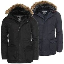 Geographical Norway Parka Anaconda Winter Jacke Outdoor Funktions Parka